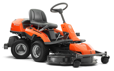 TONDEUSE CONDUCTEUR ASSIS HUSQVARNA 320 AWD